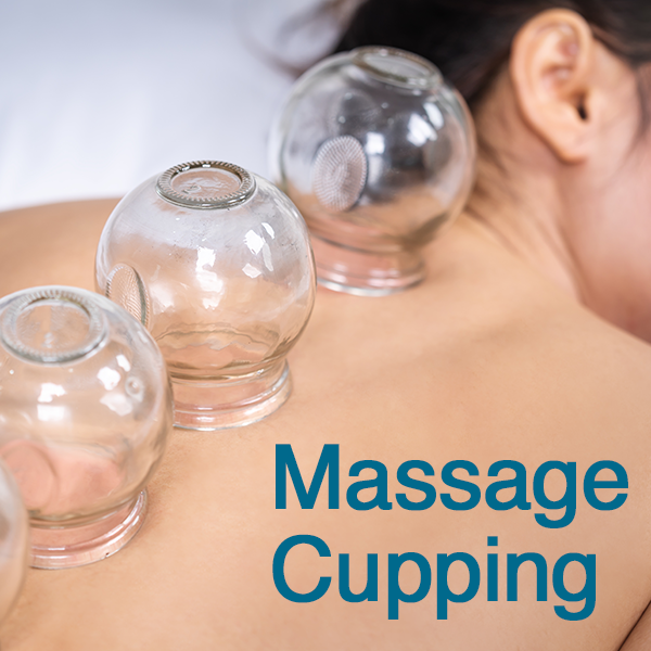 Cupping as Part of Self Care