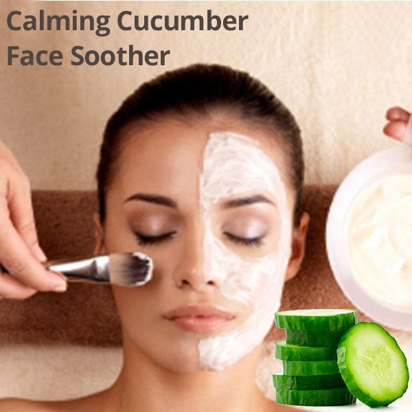 Calming Cucumber Face Soother Facial Treatment