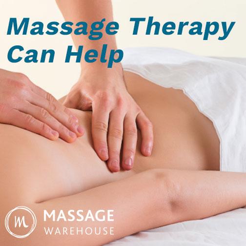 Massage Warehouse- Massage Therapy Can Help