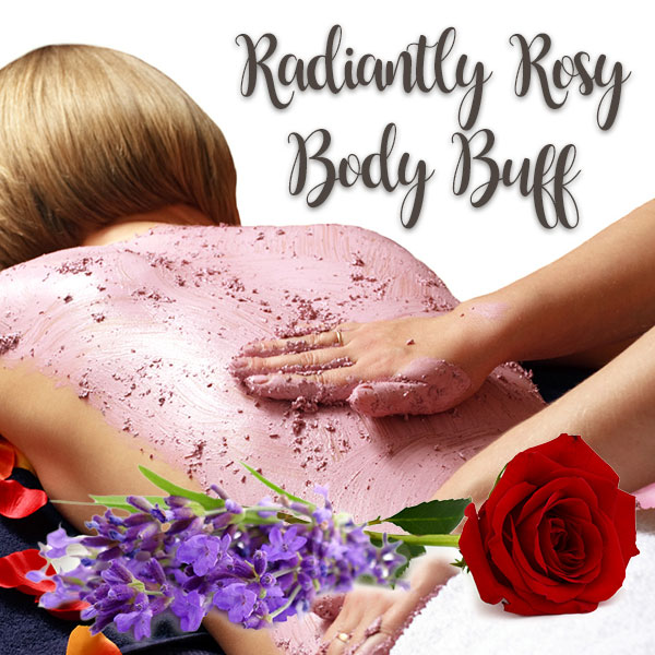 Radiantly Rosy Body Buff