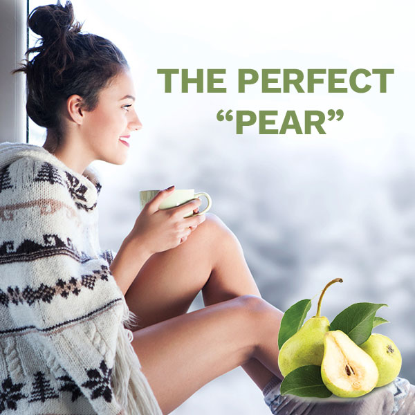 """The Perfect """"Pear"""" Body Exfoliating Massage Treatment"""