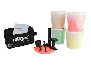 CanDo Puttycise Theraputty Set