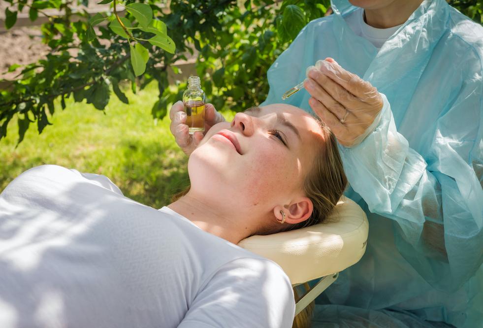 CBD Massage Therapy