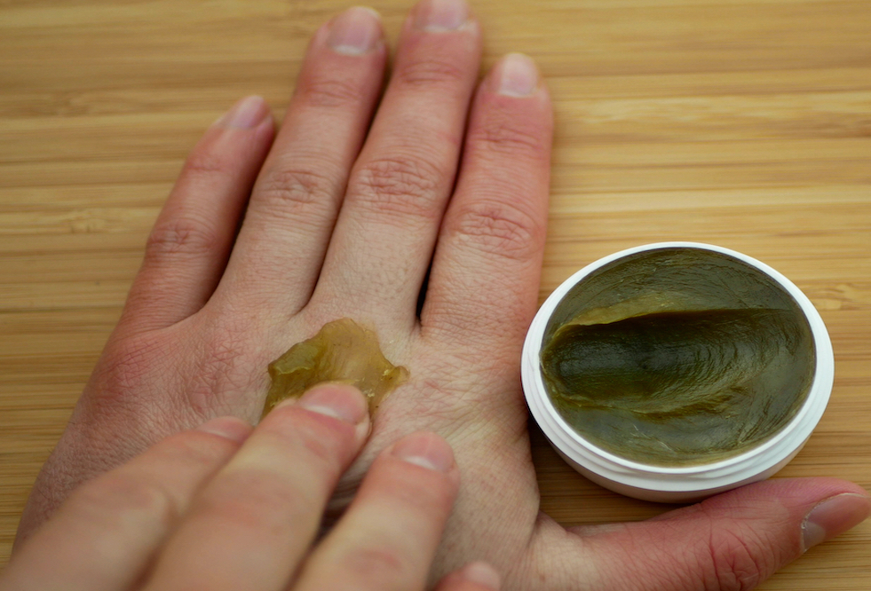 Using CBD Massage Cream at Home