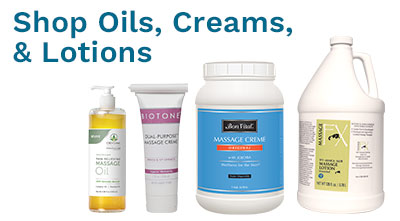 Shop Oils Creams Lotions